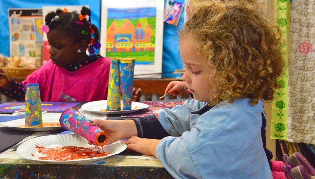 Qualities of a good nursery school